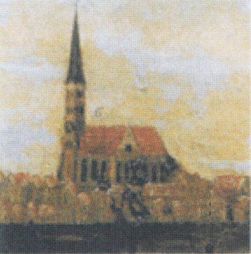 Ölgemälde von Johan Landwehr