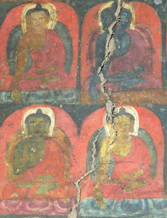 Avalokiteshvara Tempel in Ladakh, Indien